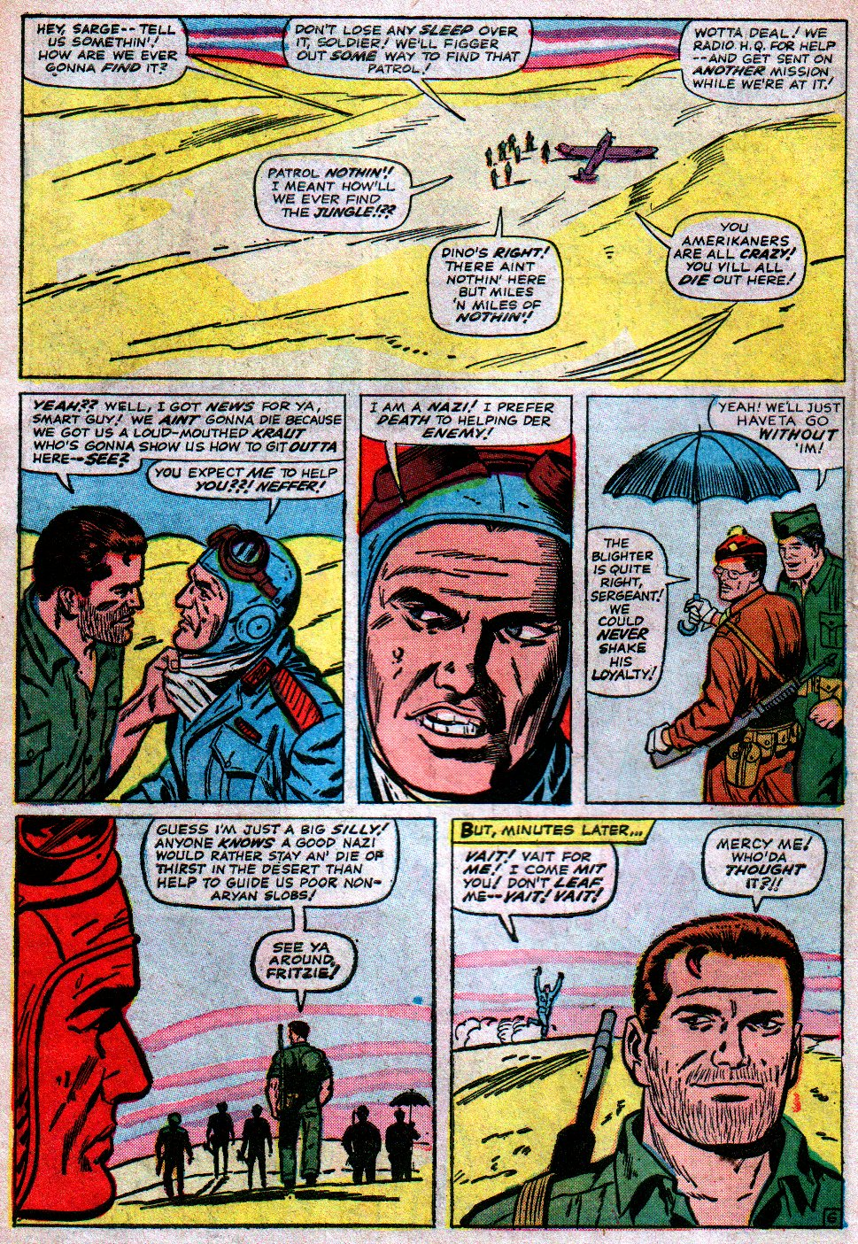 Read online Sgt. Fury comic -  Issue #17 - 10