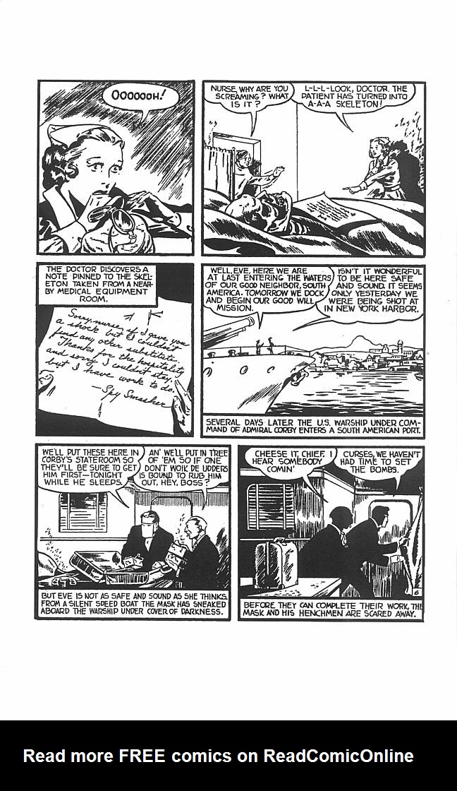 Read online Men of Mystery Comics comic -  Issue #40 - 48