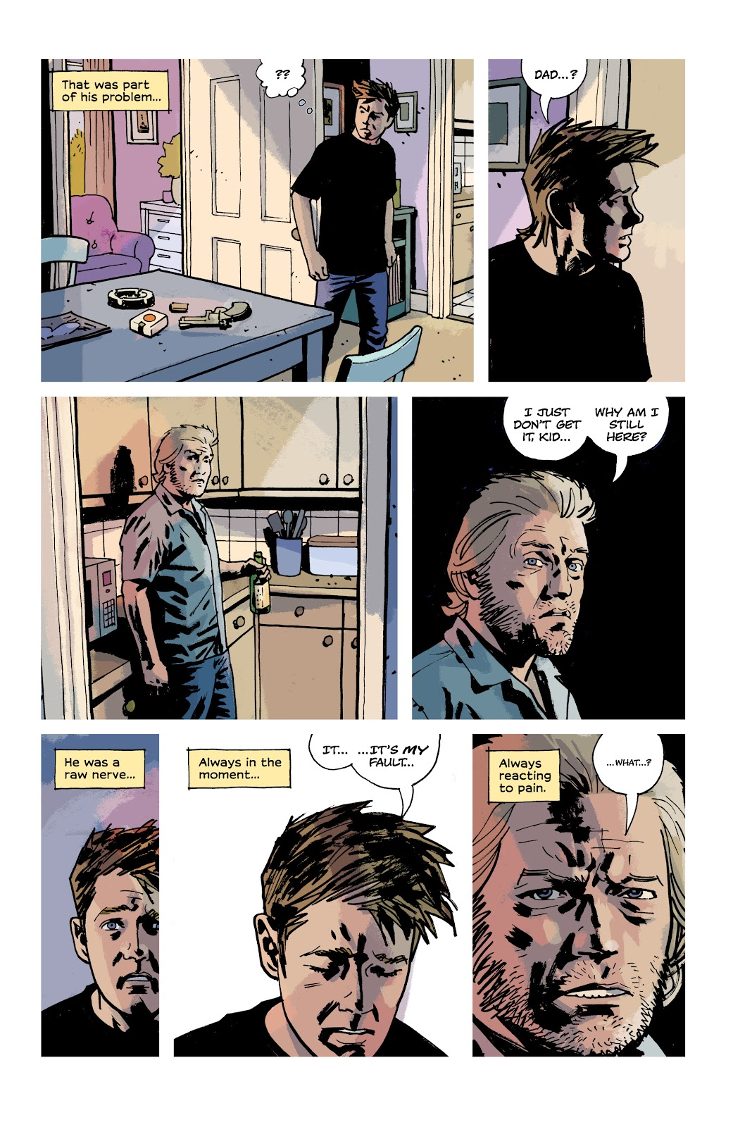 Read online Criminal (2019) comic -  Issue #12 - 22