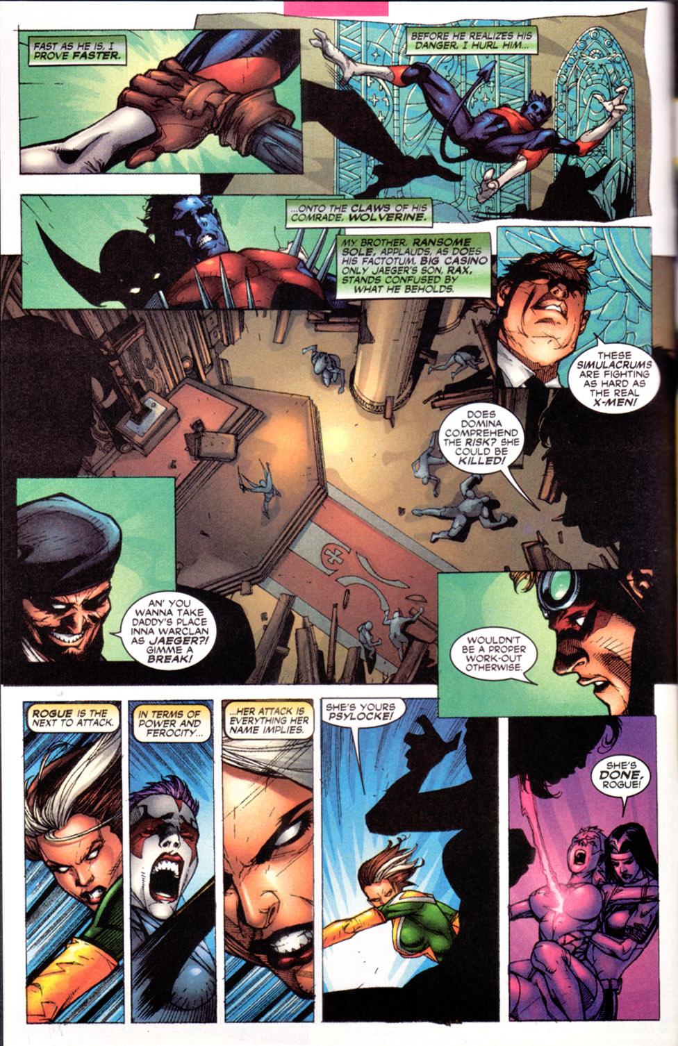 X-Men (1991) 106 Page 6