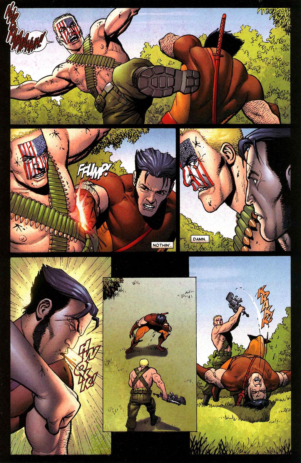 Read online Wolverine: Origins comic -  Issue #3 - 10