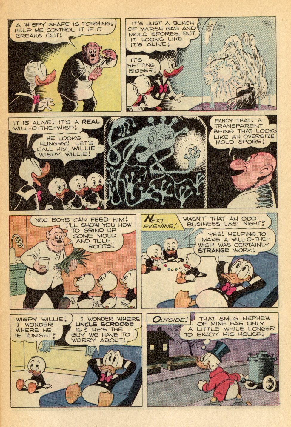 Read online Uncle Scrooge (1953) comic -  Issue #101 - 11