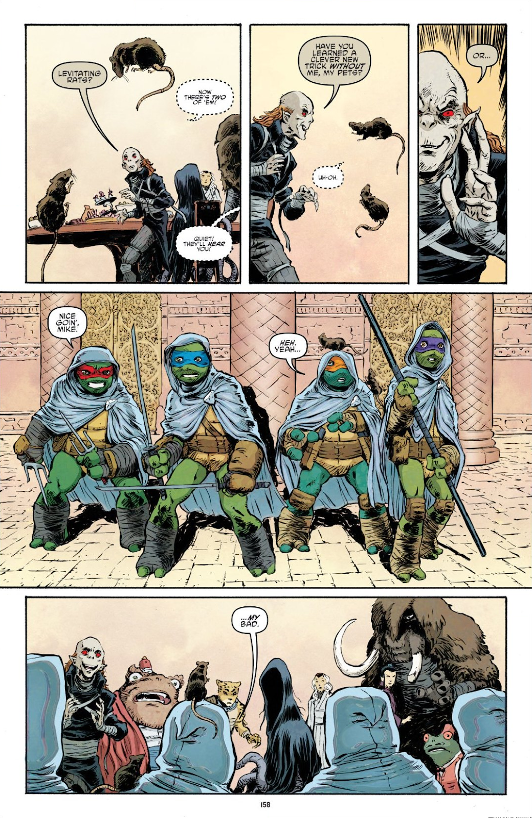 Read online Teenage Mutant Ninja Turtles: The IDW Collection comic -  Issue # TPB 9 (Part 2) - 57