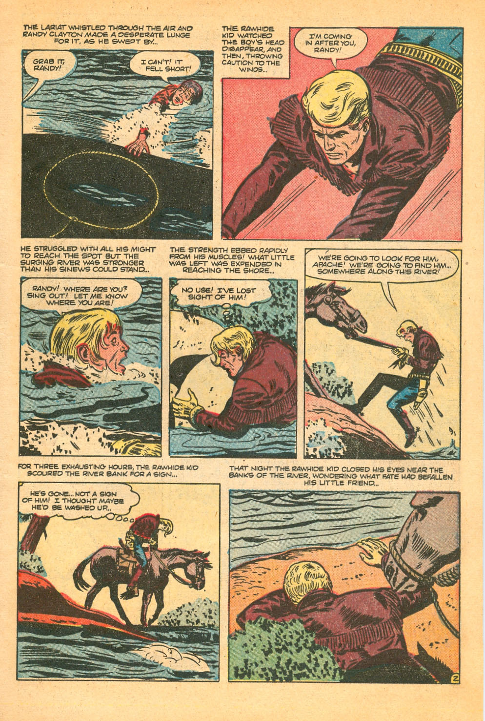 The Rawhide Kid (1955) issue 3 - Page 11
