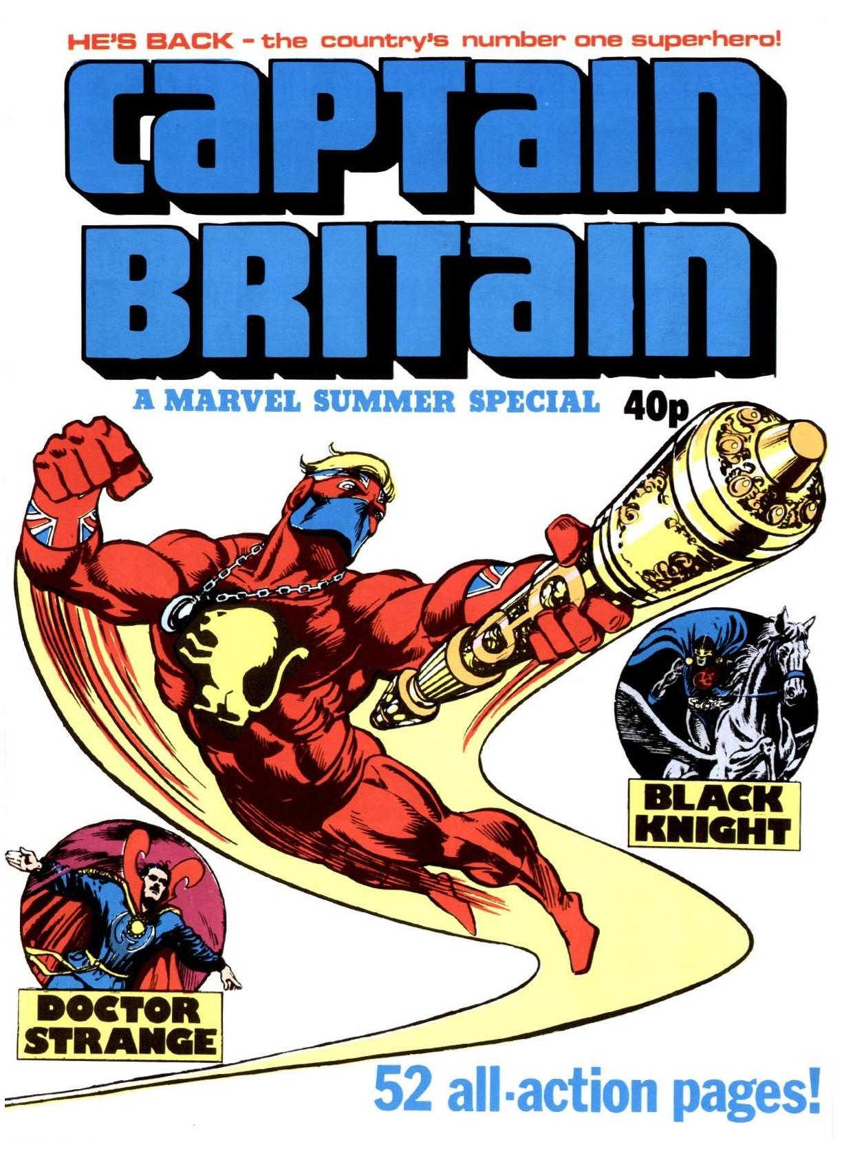 Captain Britain (1976) _Special_2 Page 1