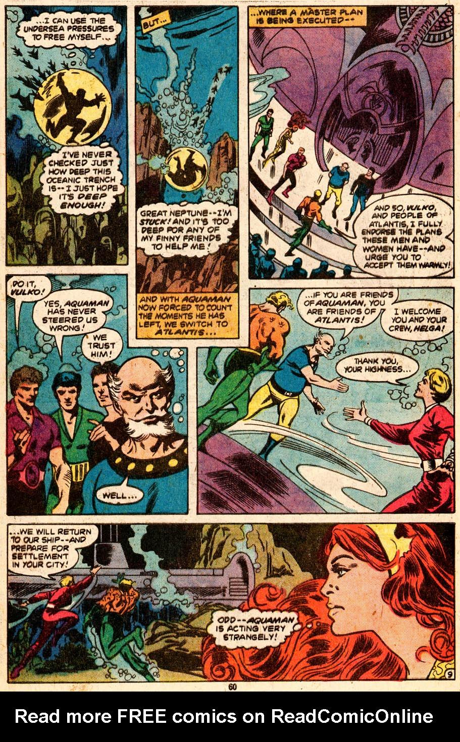 Read online Adventure Comics (1938) comic -  Issue #465 - 61