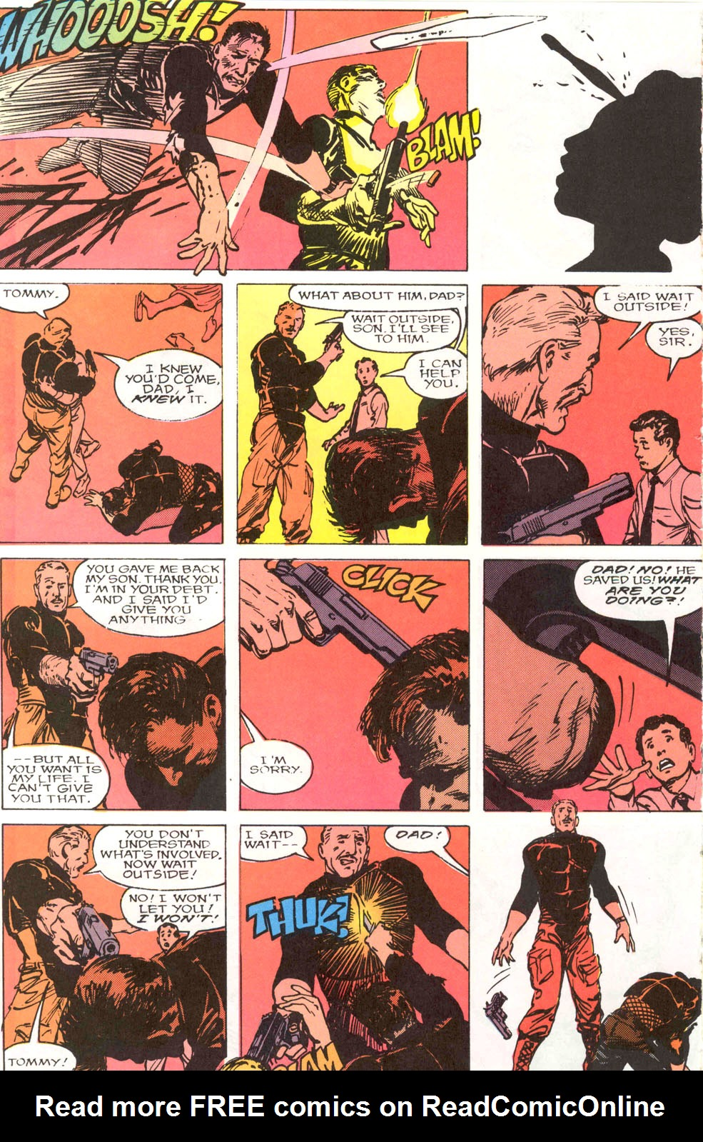 The Punisher Movie Special issue Full - Page 64