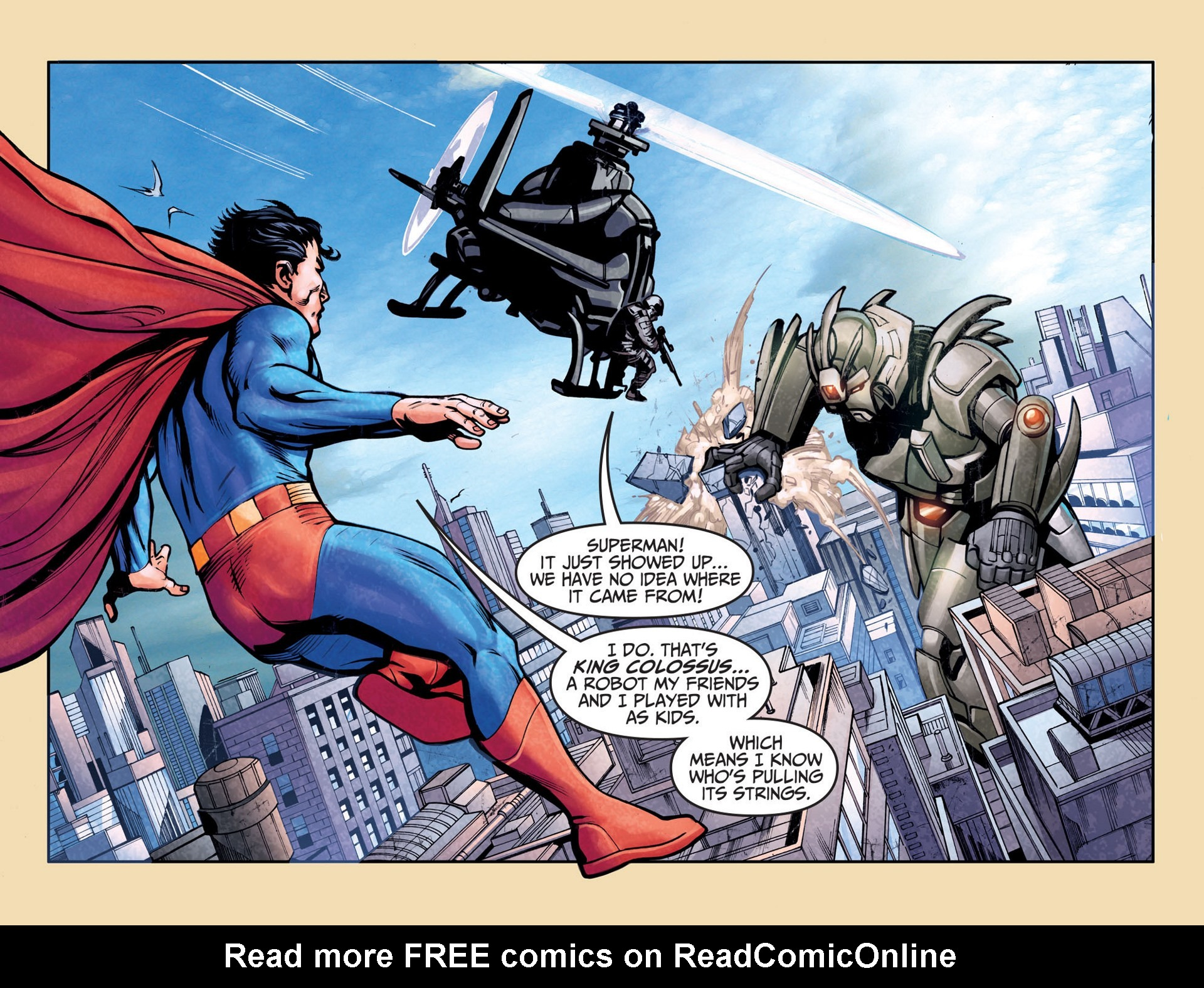 Read online Adventures of Superman [I] comic -  Issue #25 - 13