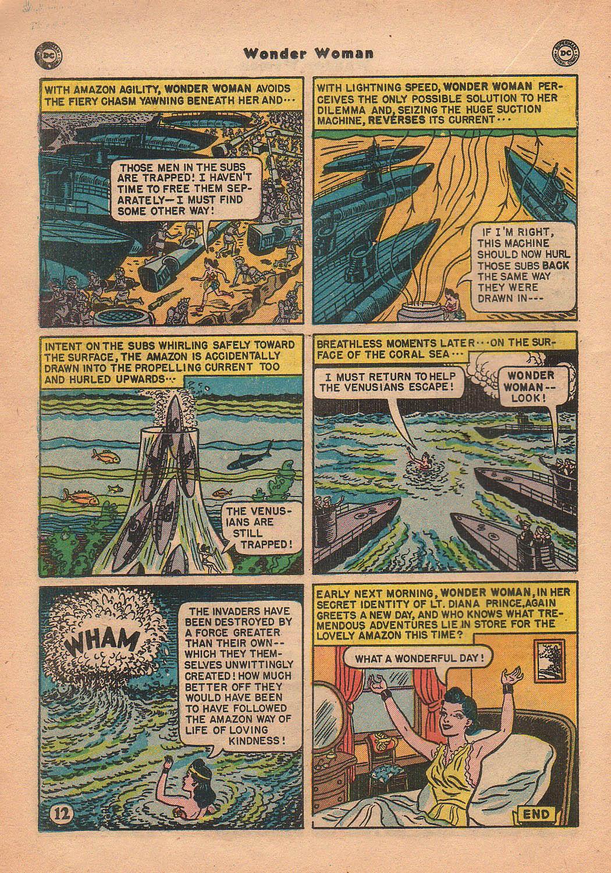 Read online Wonder Woman (1942) comic -  Issue #42 - 31