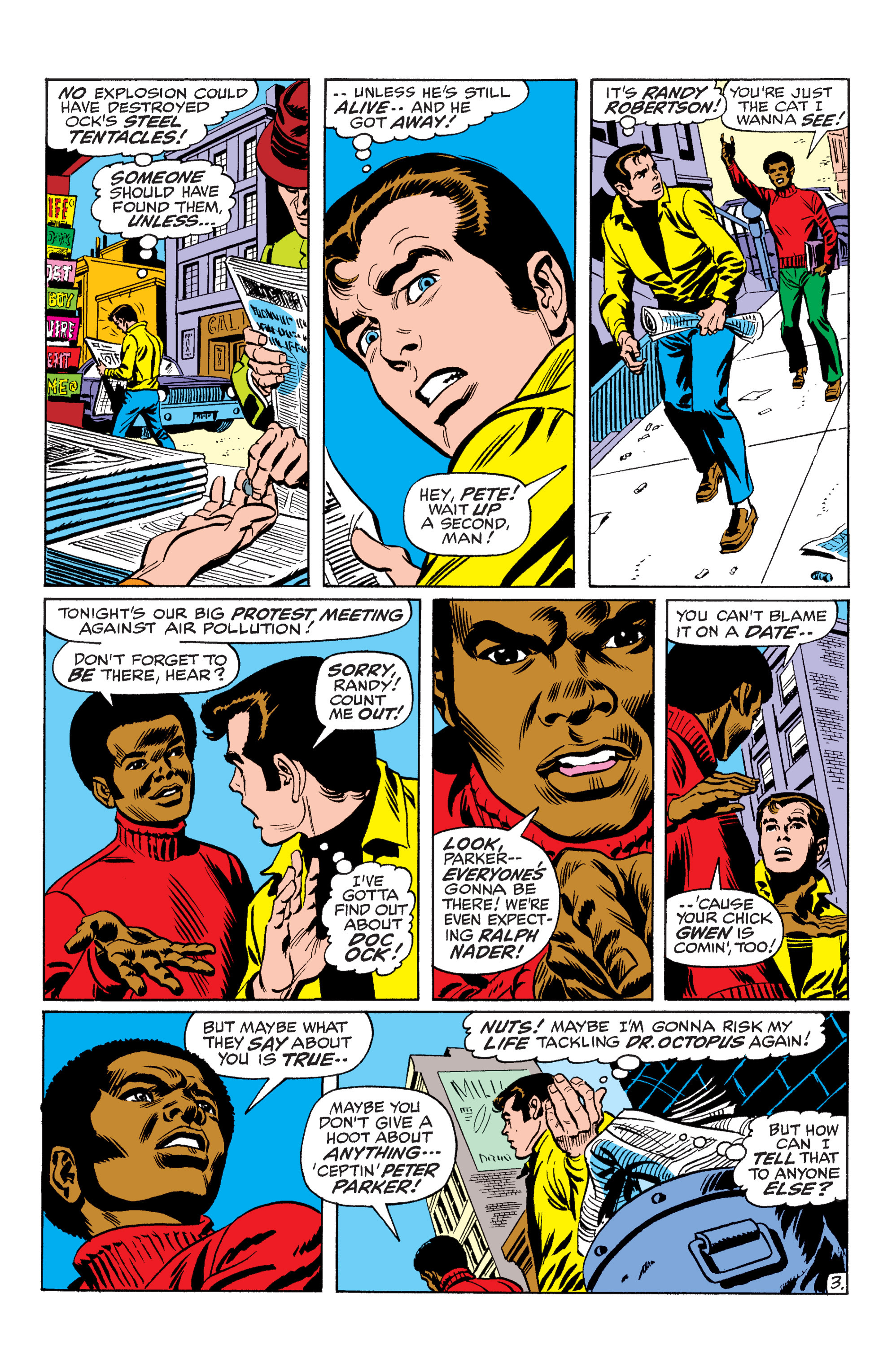 The Amazing Spider-Man (1963) 89 Page 3