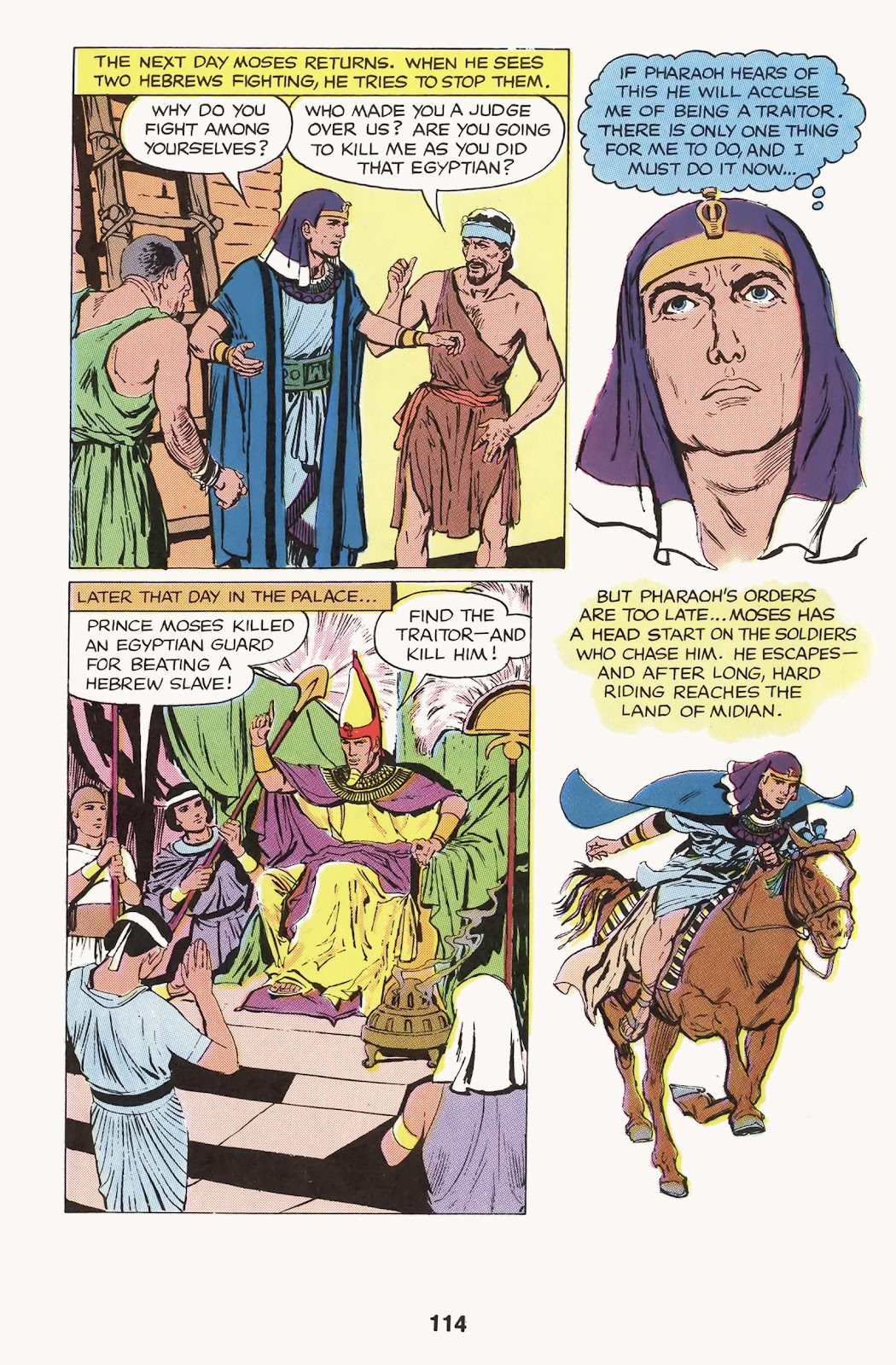 The Picture Bible issue TPB (Part 2) - Page 17