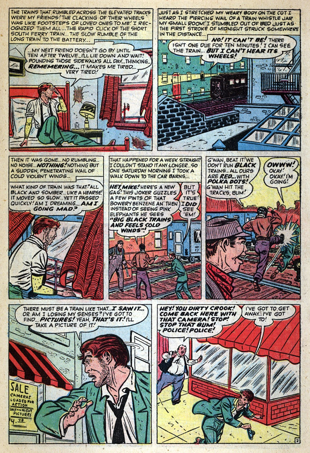 Journey Into Unknown Worlds (1950) issue 4 - Page 29