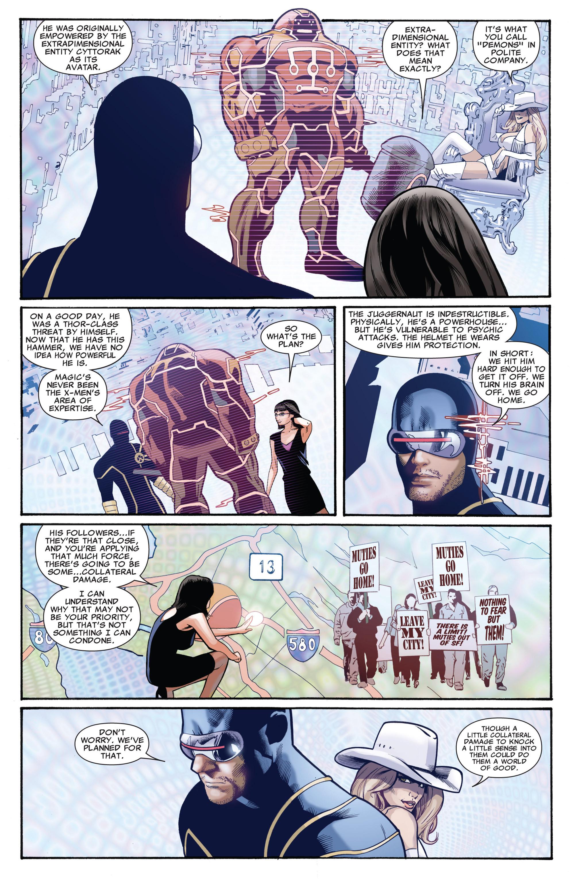 Read online Uncanny X-Men (1963) comic -  Issue #541 - 5