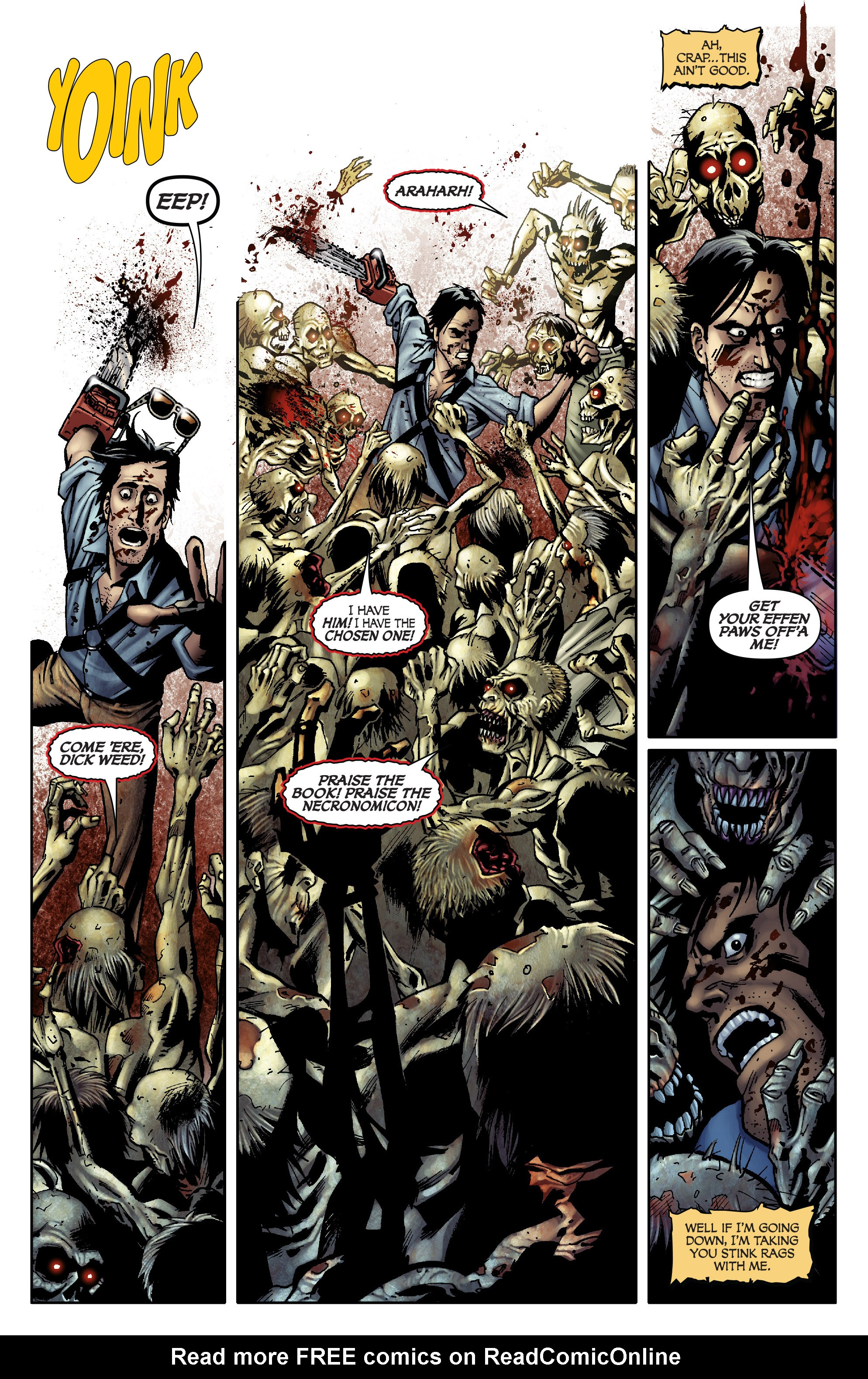 Read online Army of Darkness: From the Ashes comic -  Issue #Army of Darkness: From the Ashes TPB - 56