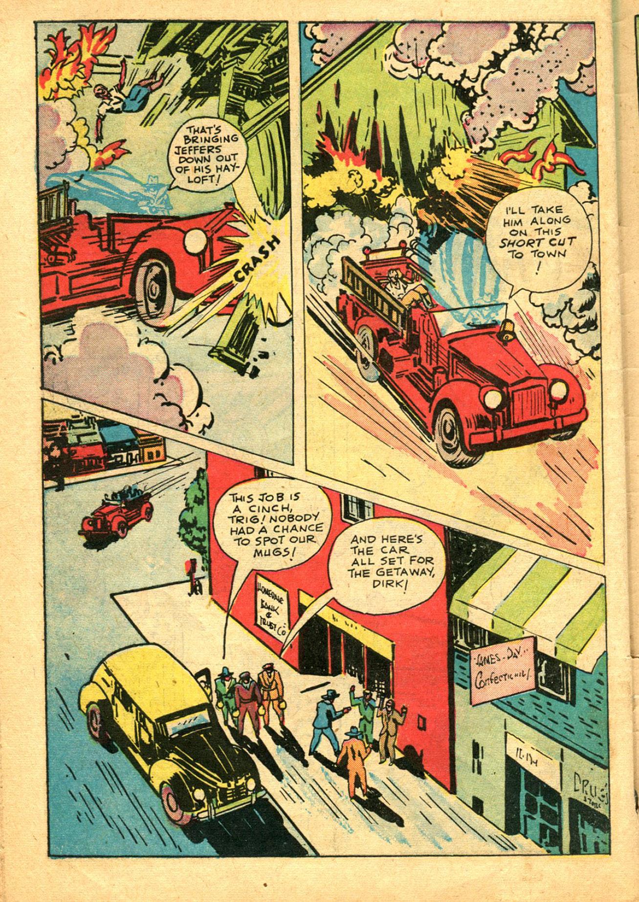 Read online Shadow Comics comic -  Issue #78 - 46