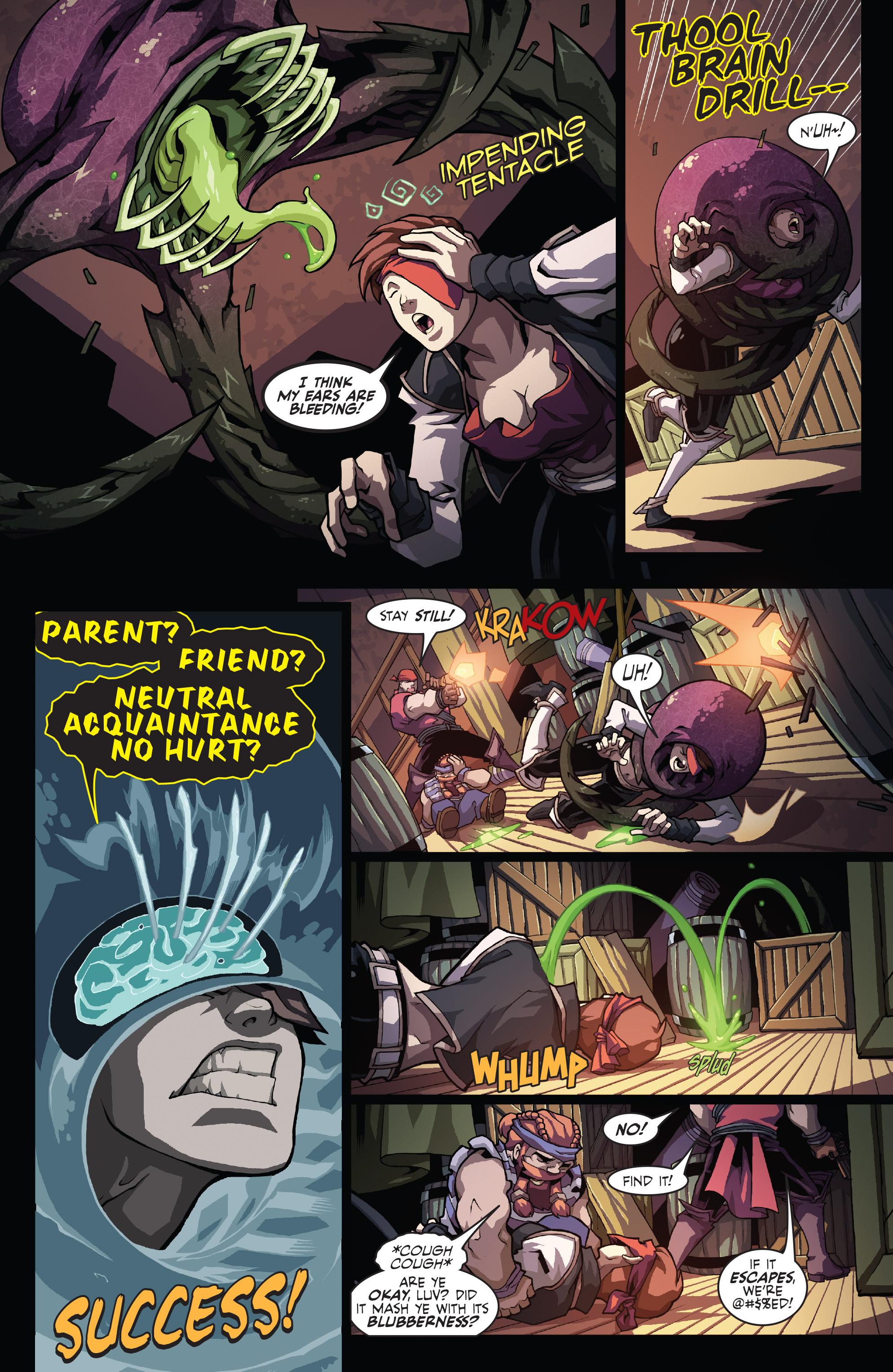 Read online Skullkickers comic -  Issue #16 - 5