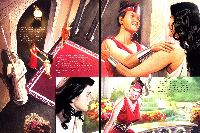 Read online Wonder Woman: Spirit of Truth comic -  Issue # Full - 23
