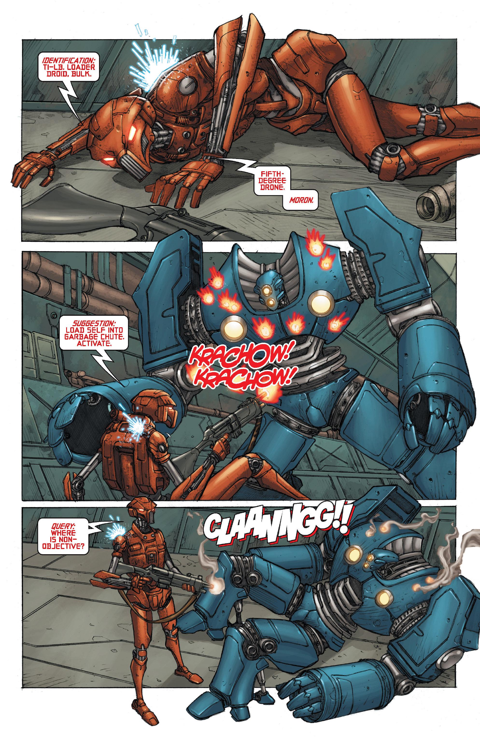 Read online Star Wars Omnibus comic -  Issue # Vol. 29 - 299