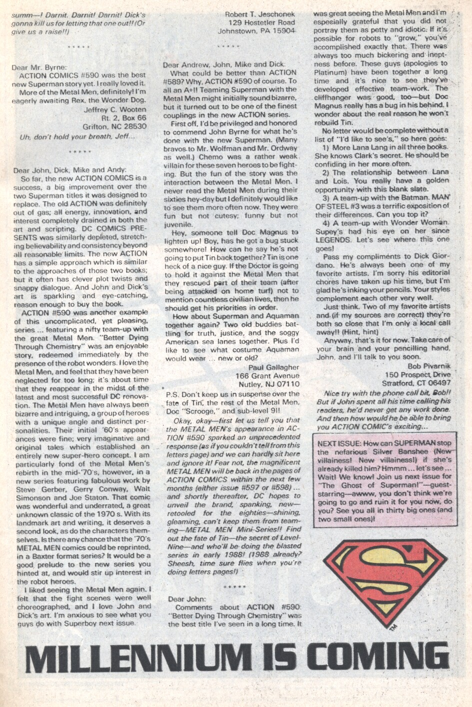 Read online Action Comics (1938) comic -  Issue #594 - 25