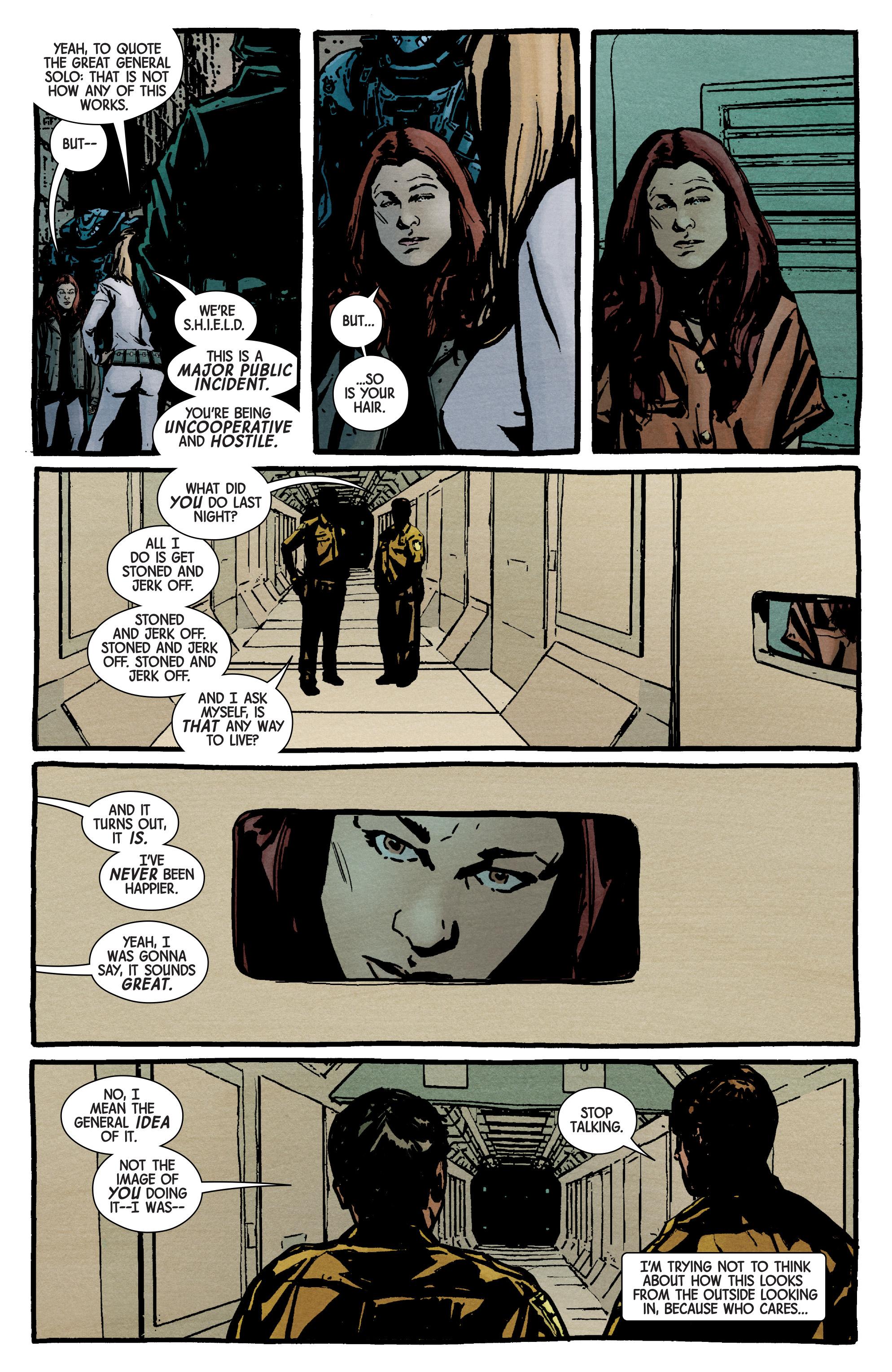 Read online Jessica Jones (2016) comic -  Issue #9 - 6
