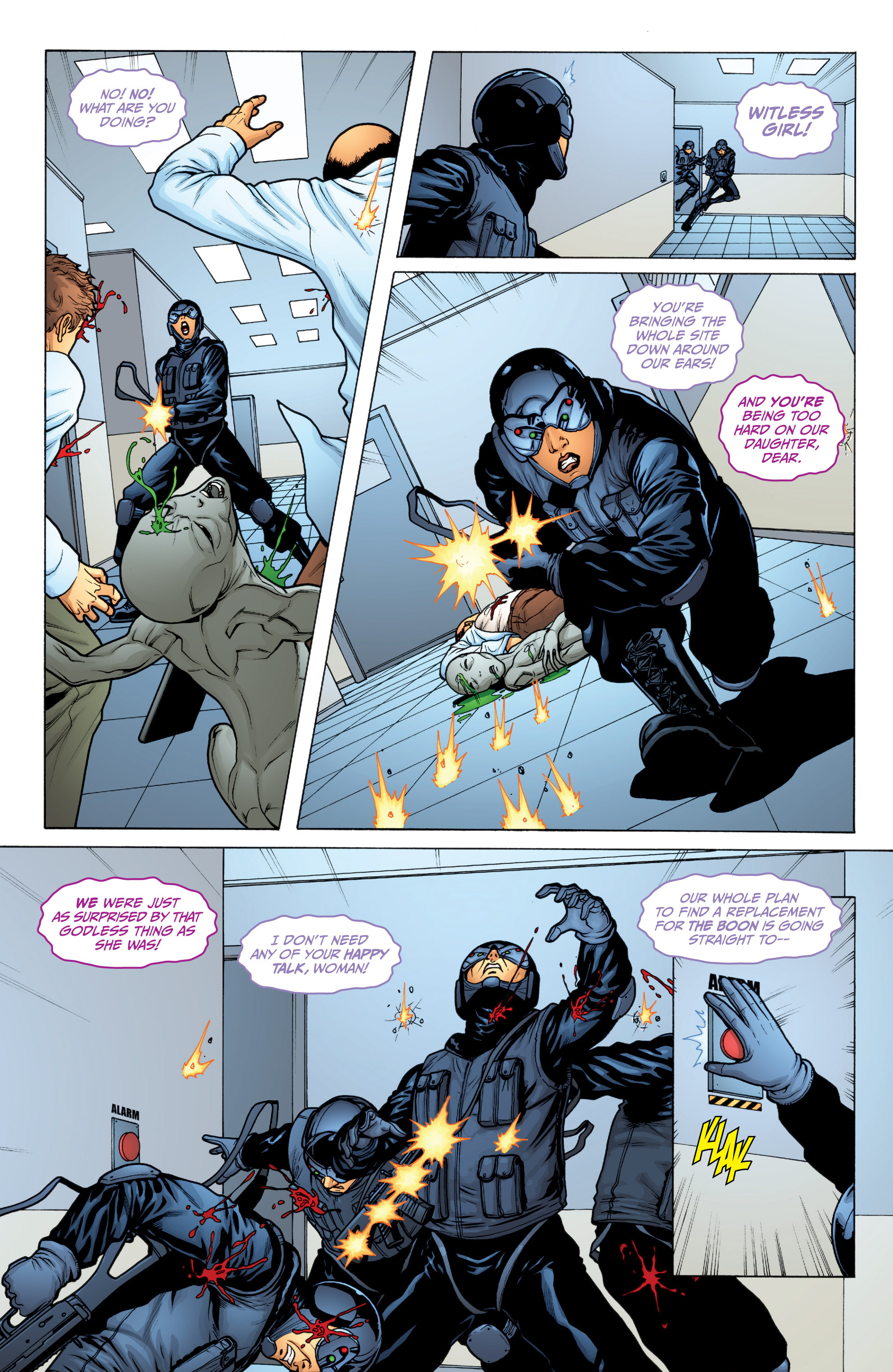 Read online Archer and Armstrong comic -  Issue #Archer and Armstrong _TPB 3 - 41