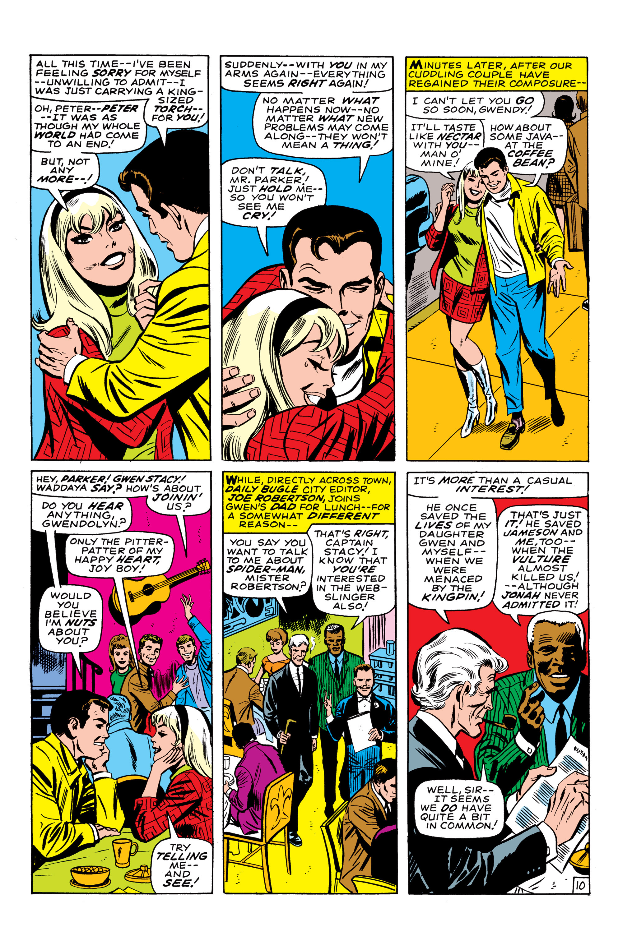 The Amazing Spider-Man (1963) 66 Page 10