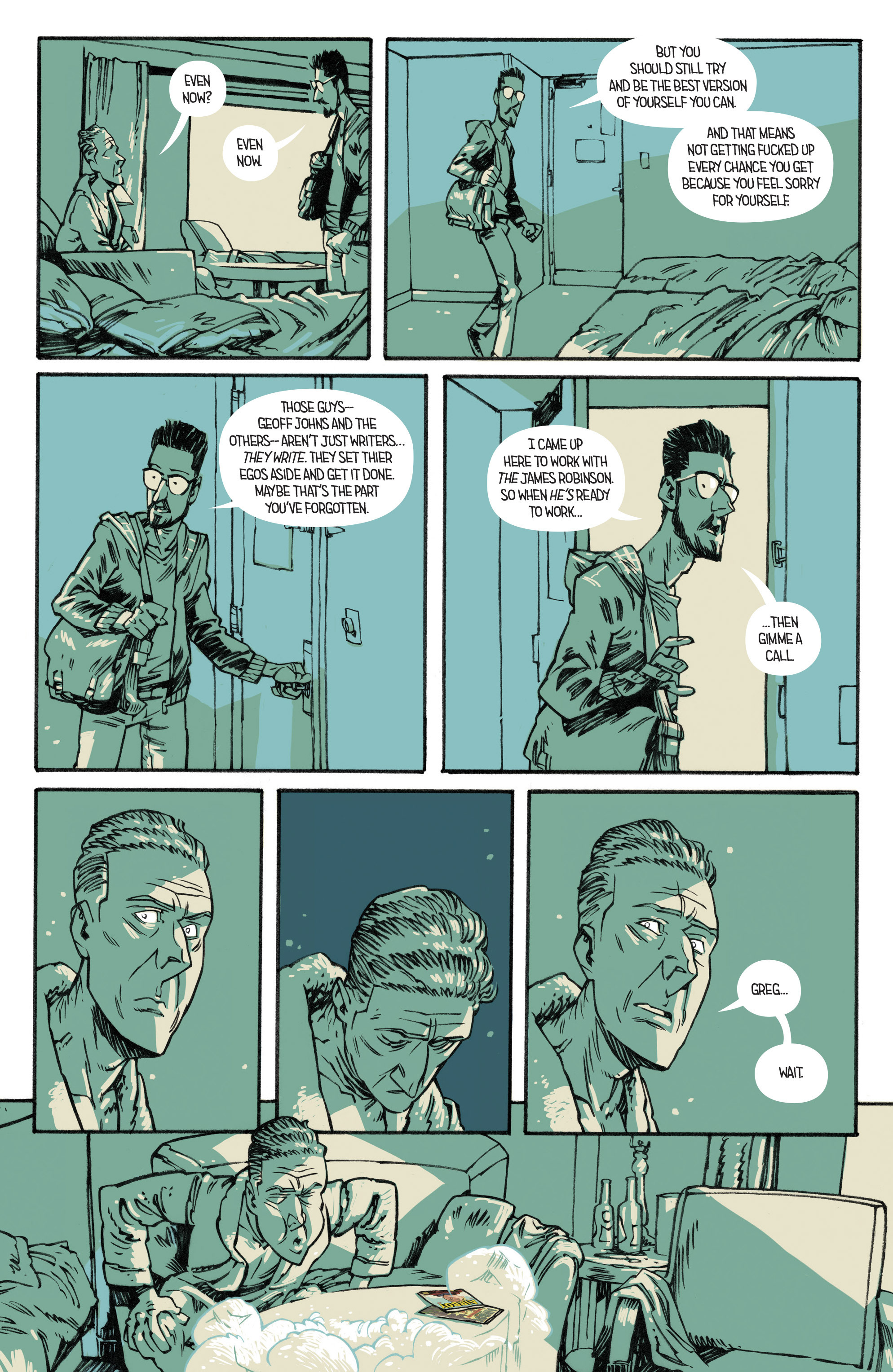 Read online Airboy comic -  Issue #4 - 24