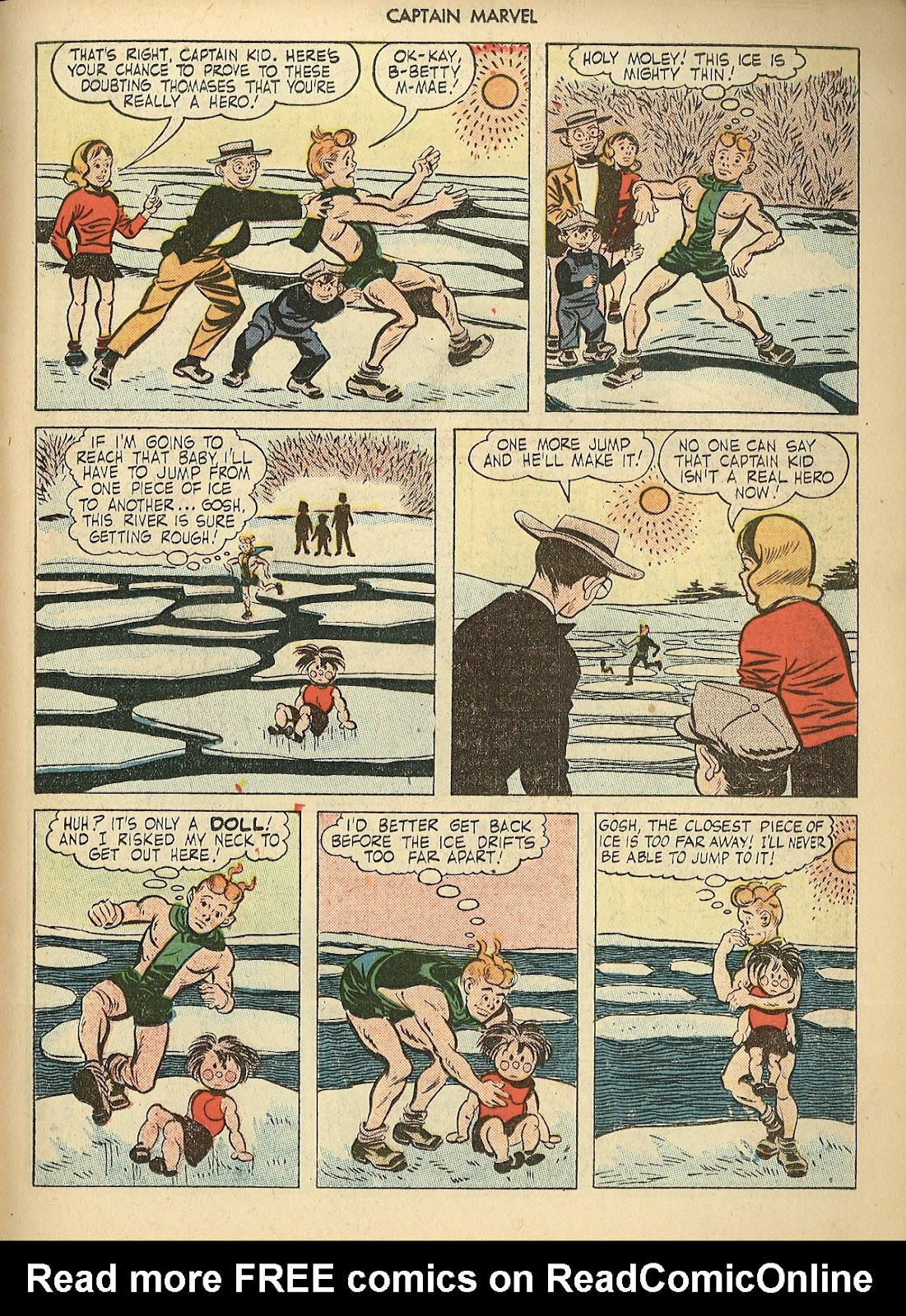 Captain Marvel Adventures issue 70 - Page 35