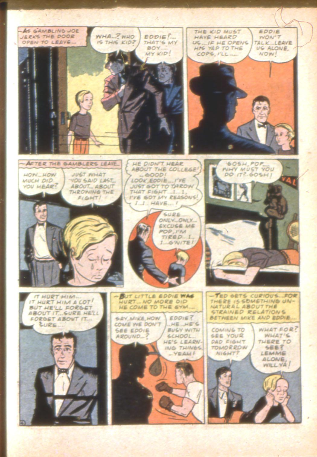 Read online Sensation (Mystery) Comics comic -  Issue #7 - 59