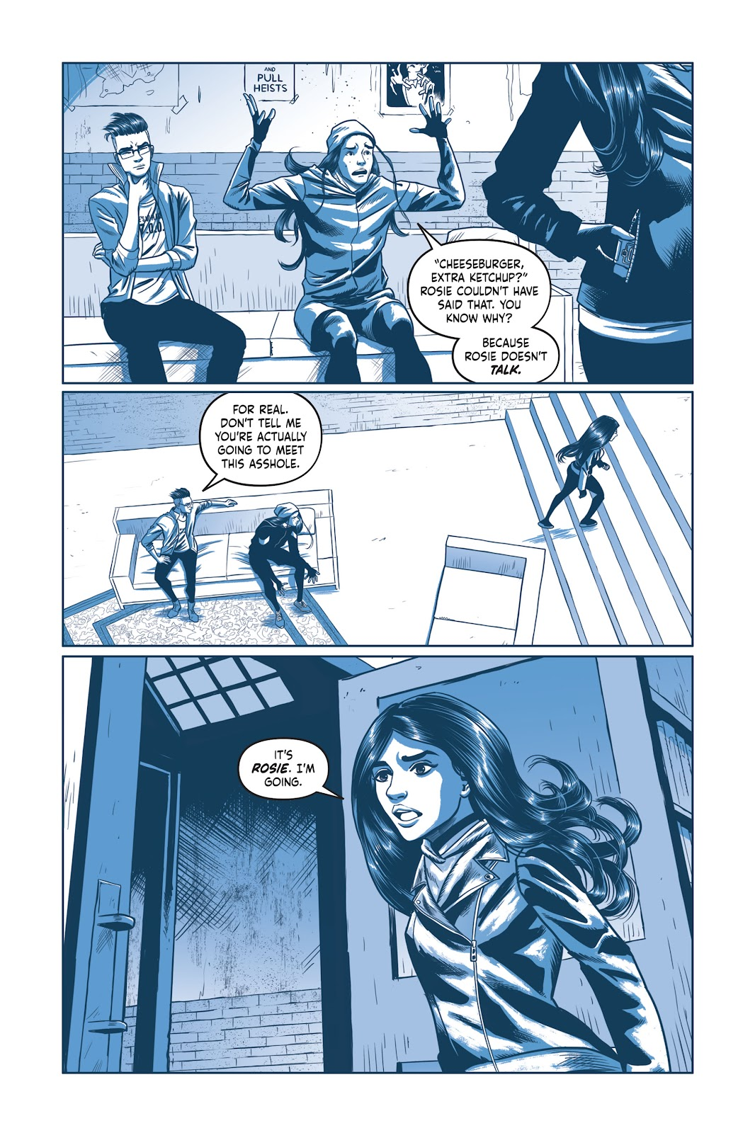 Read online Under the Moon: A Catwoman Tale comic -  Issue # TPB (Part 2) - 58