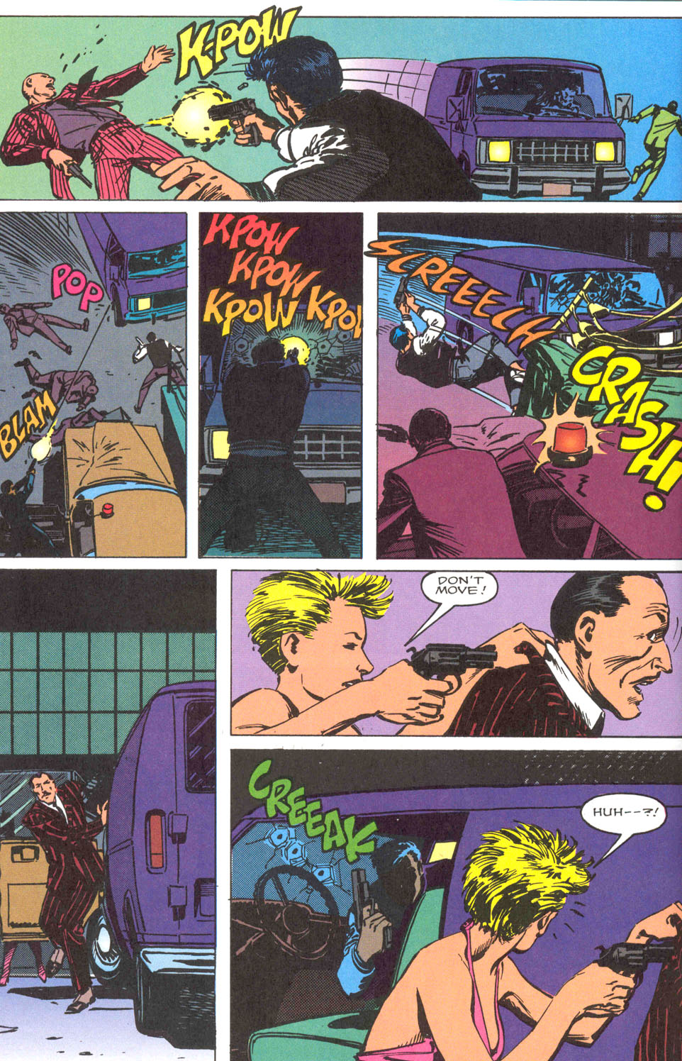 The Punisher Movie Special issue Full - Page 8
