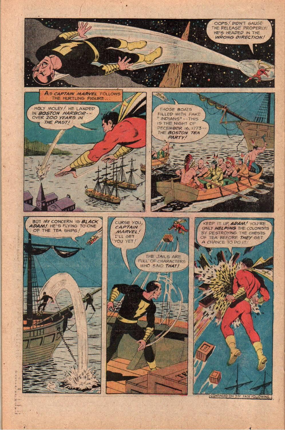 Read online Shazam! (1973) comic -  Issue #28 - 22