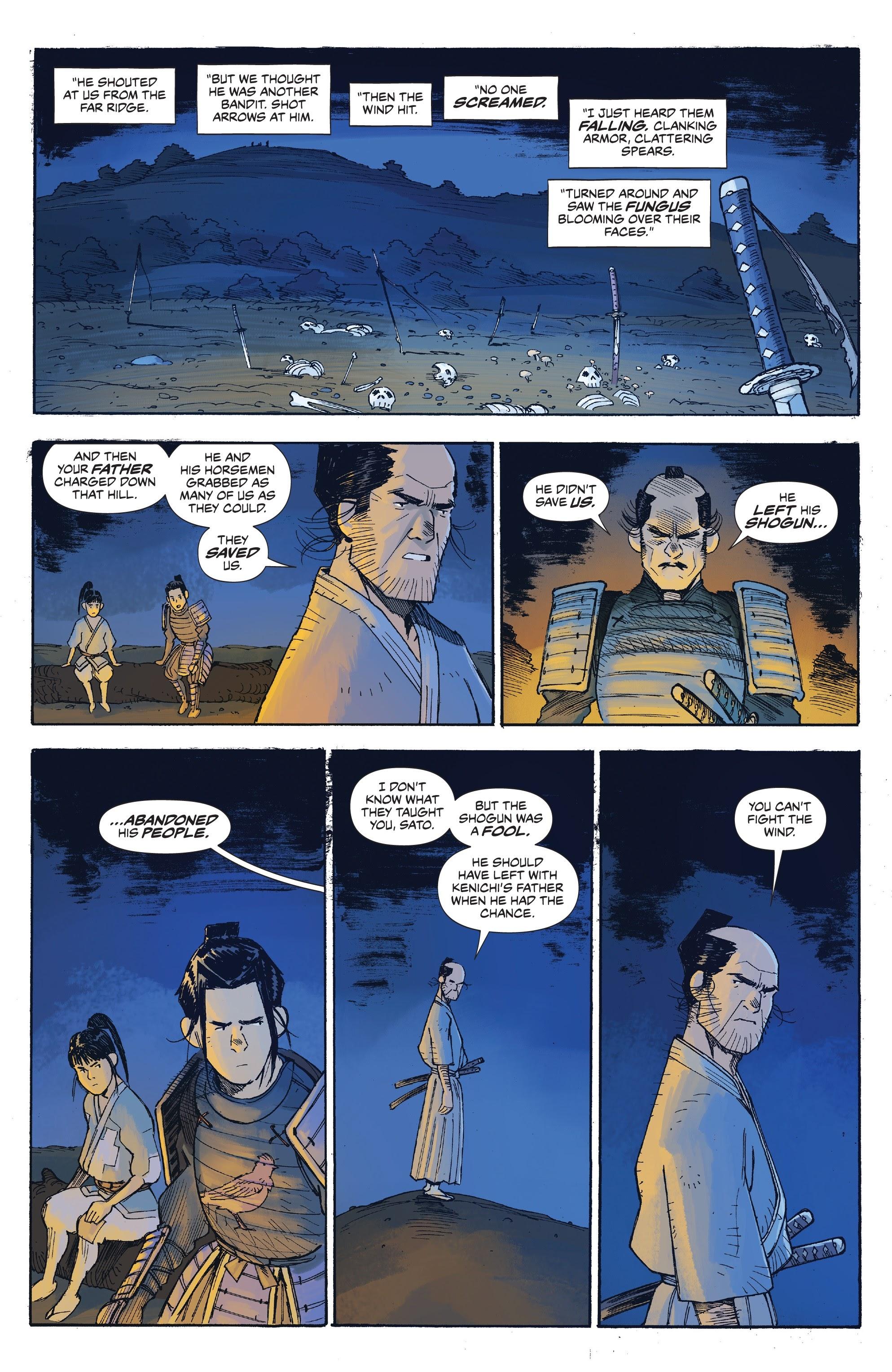 Read online Ronin Island comic -  Issue #3 - 14
