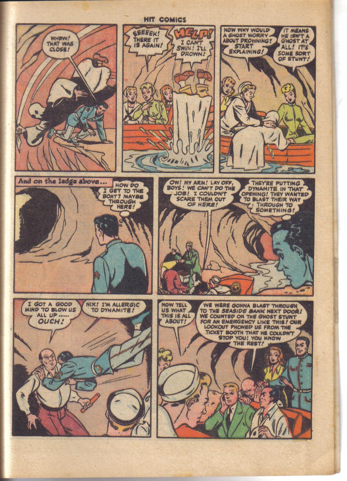 Read online Hit Comics comic -  Issue #45 - 22