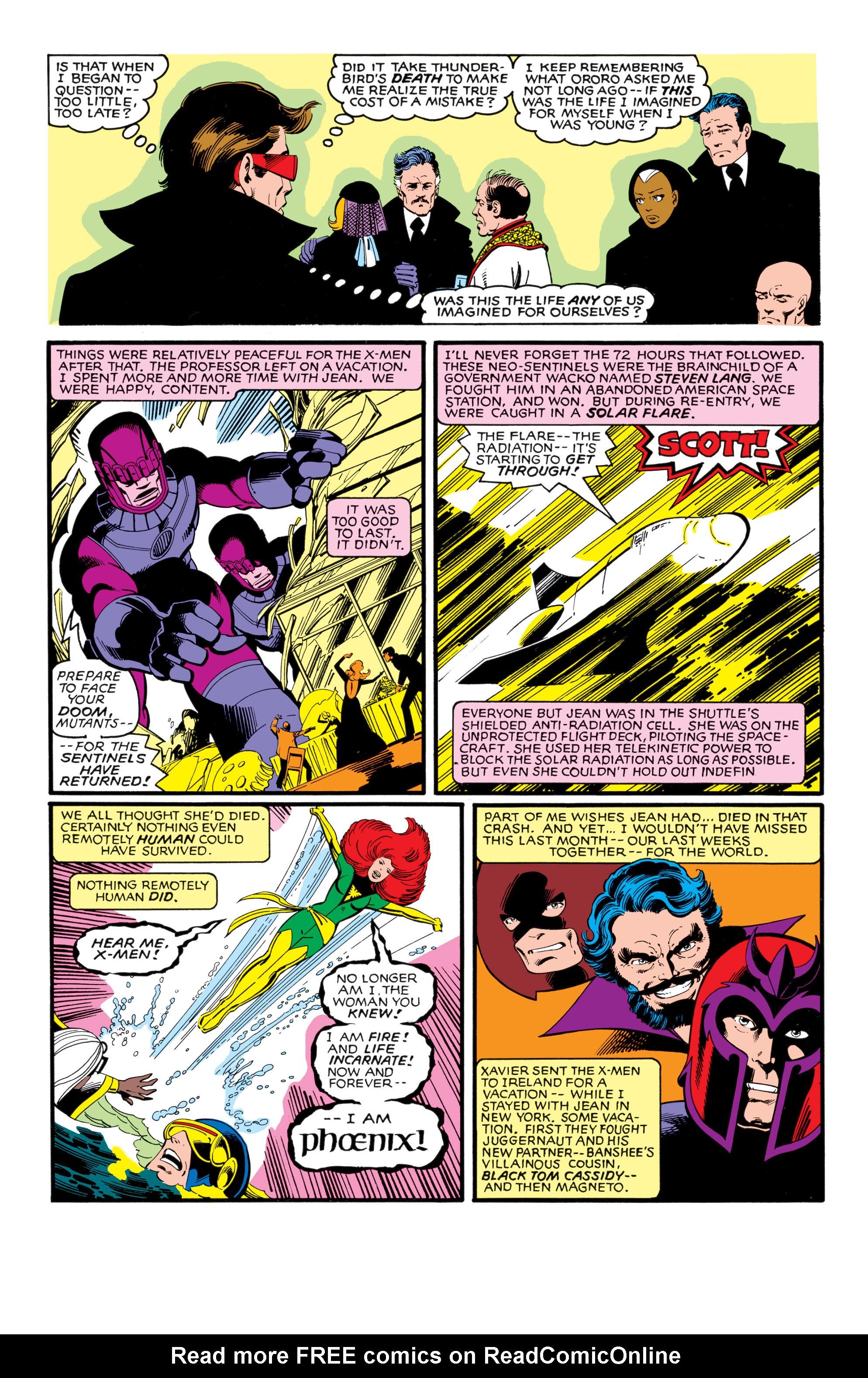 Read online Uncanny X-Men (1963) comic -  Issue #138 - 14