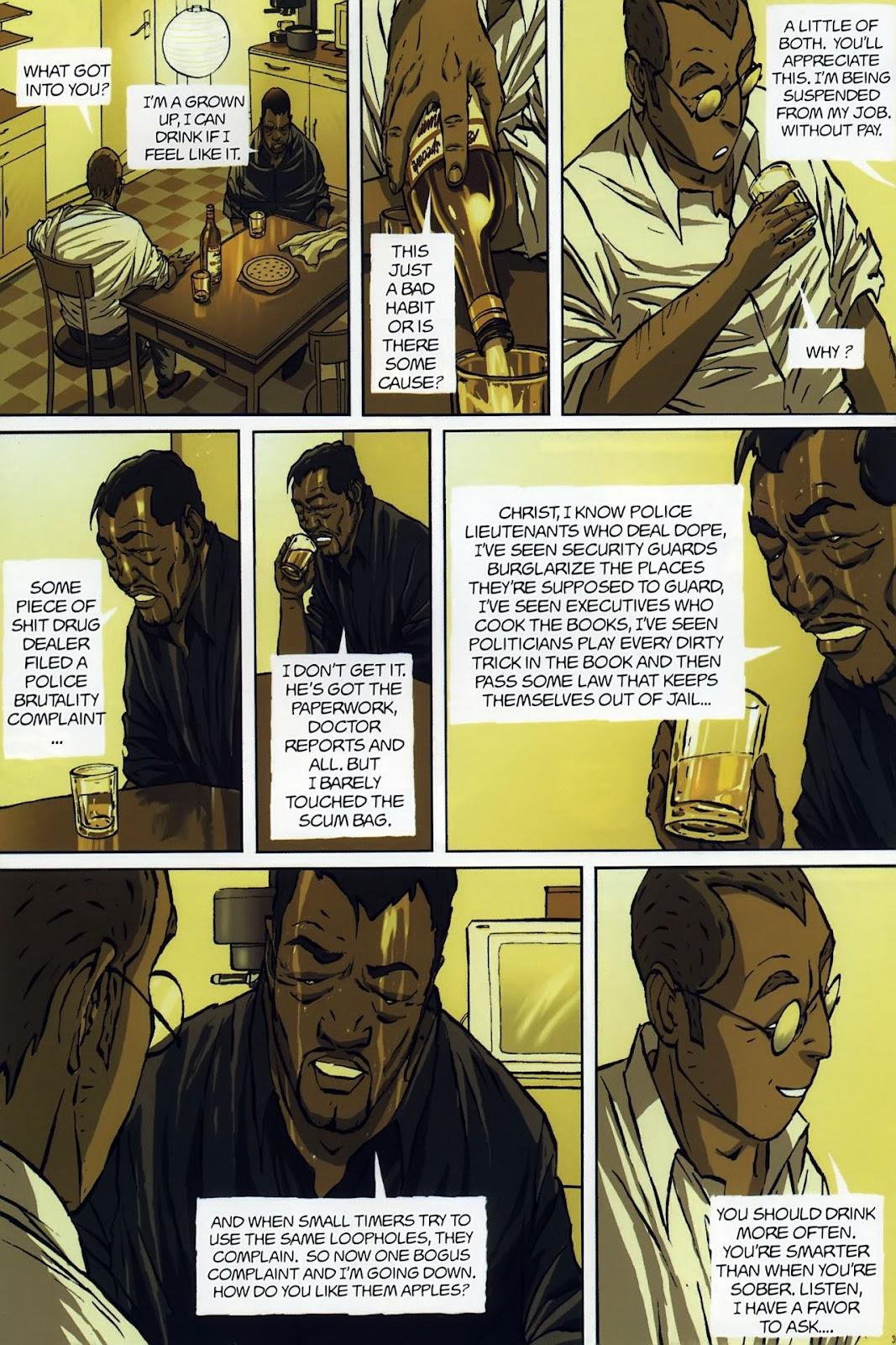 Read online The Killer comic -  Issue #8 - 12