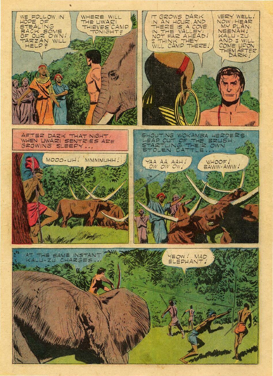 Tarzan (1948) issue 76 - Page 15