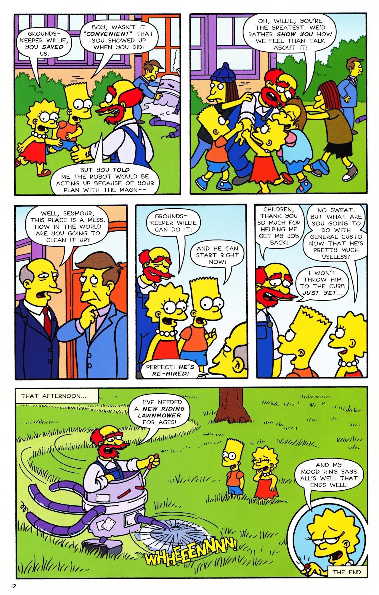 Read online Simpsons Comics Presents Bart Simpson comic -  Issue #46 - 14