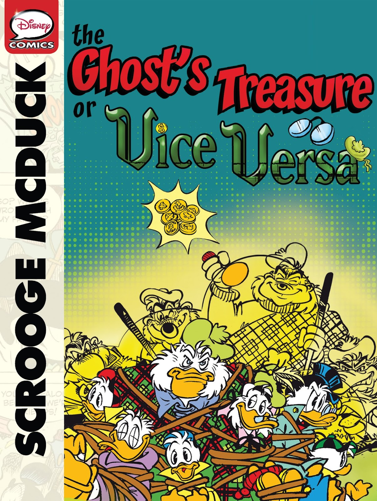 Scrooge McDuck and the Ghost's Treasure (or Vice Versa) issue Full - Page 1