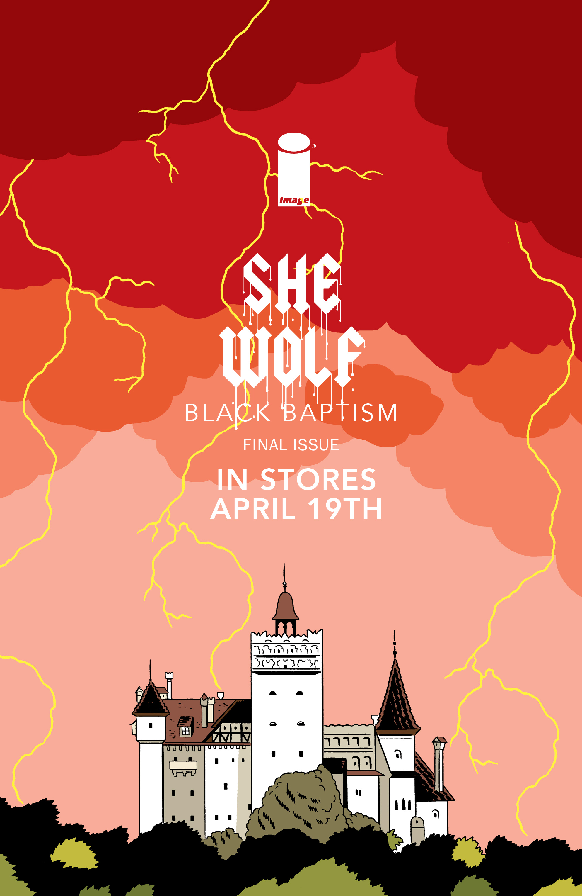 Read online She Wolf comic -  Issue #7 - 20