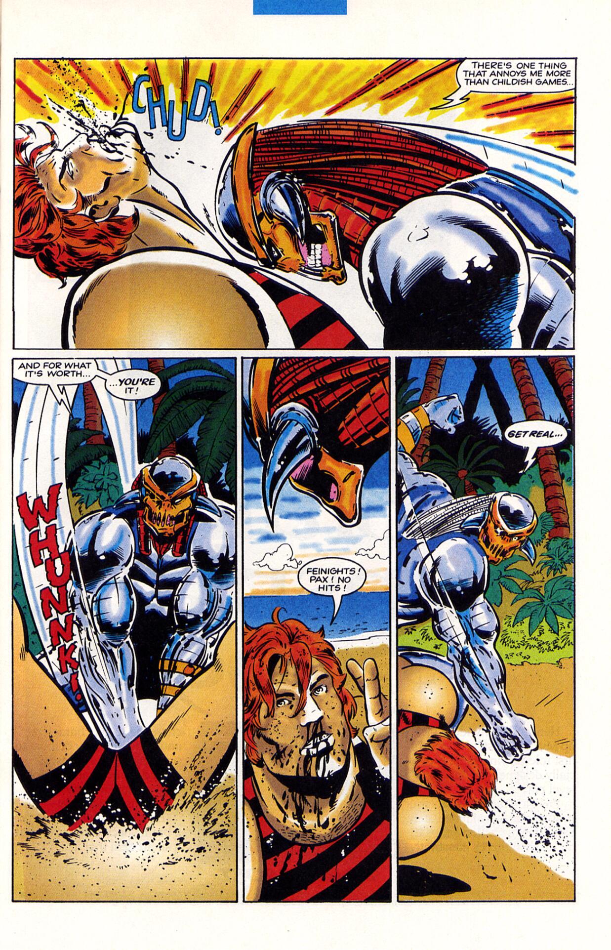Read online Battletide comic -  Issue #1 - 17