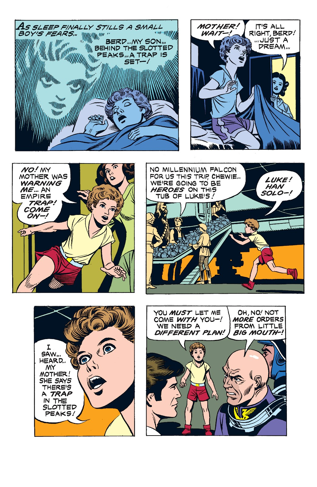 Read online Star Wars Legends: The Newspaper Strips - Epic Collection comic -  Issue # TPB (Part 3) - 14