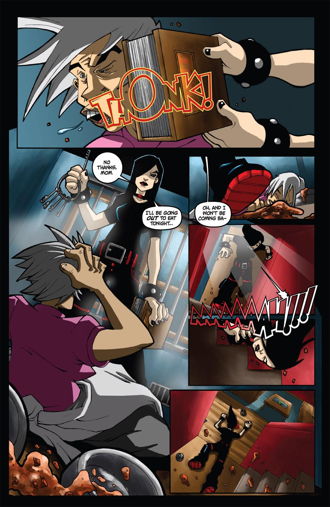 Read online Nightmare World comic -  Issue # Vol. 1 Thirteen Tales of Terror - 74
