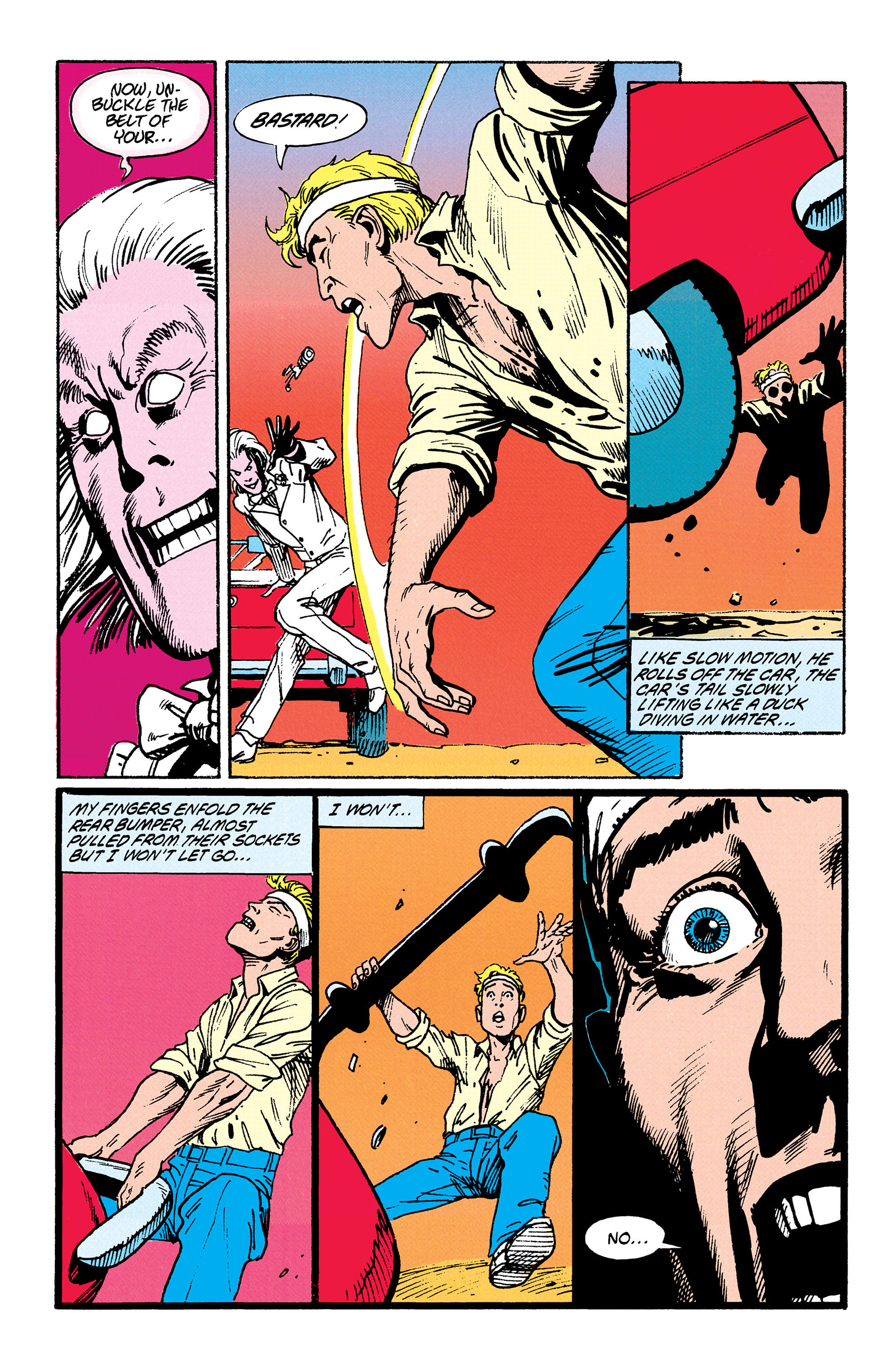 Read online Animal Man (1988) comic -  Issue #29 - 18