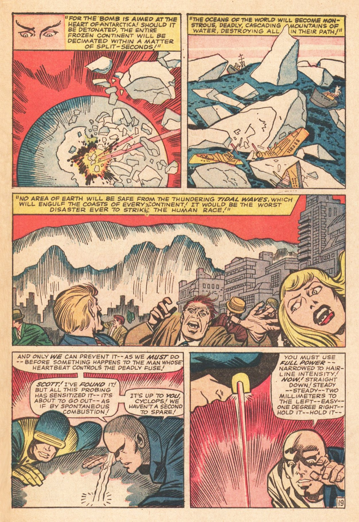 Read online Uncanny X-Men (1963) comic -  Issue # _Annual 1 - 24
