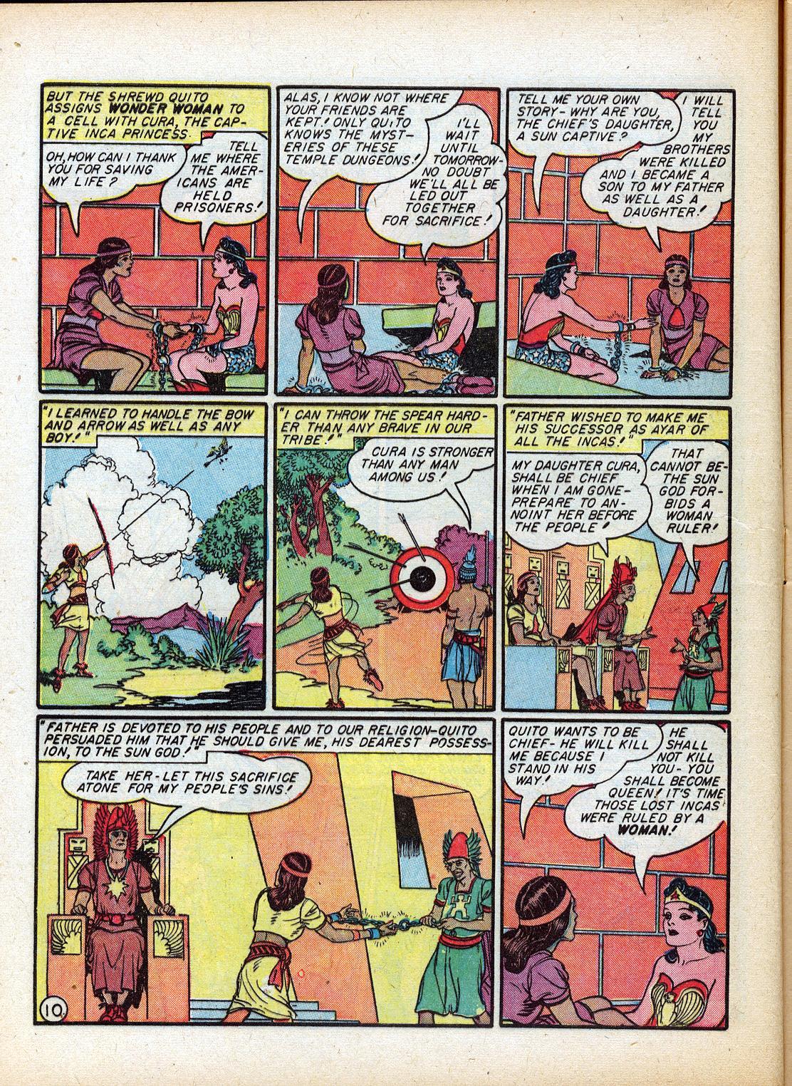 Read online Sensation (Mystery) Comics comic -  Issue #18 - 12