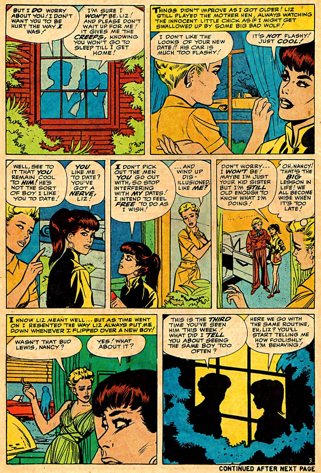 My Love (1969) issue 7 - Page 14