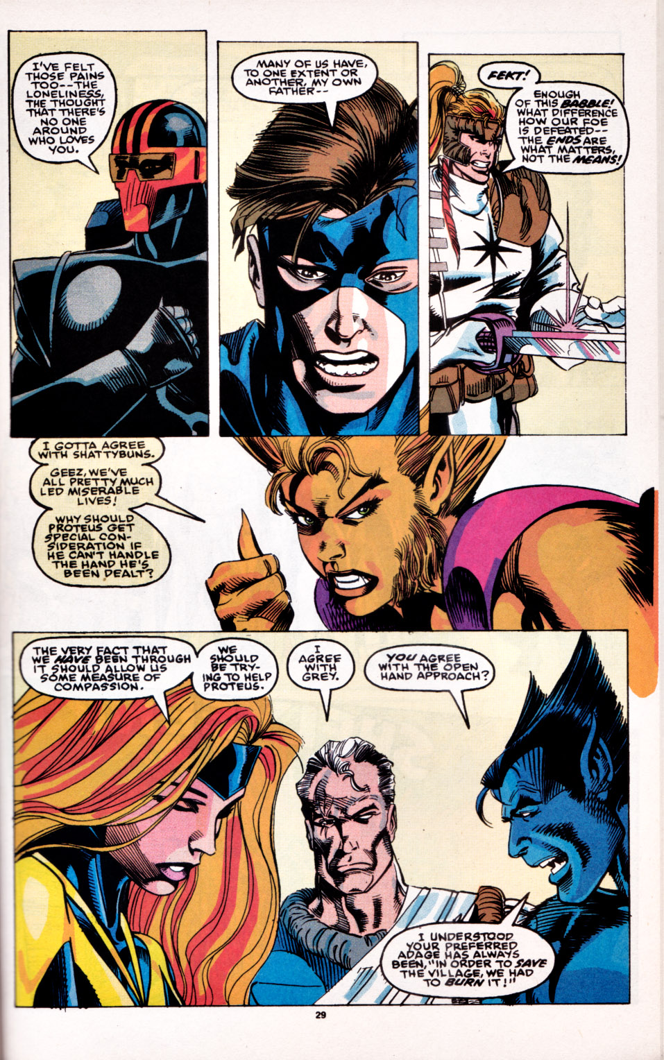 Read online X-Factor (1986) comic -  Issue # _ Annual 6 - 25