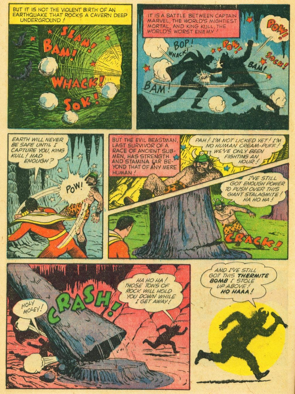 Captain Marvel Adventures issue 133 - Page 4