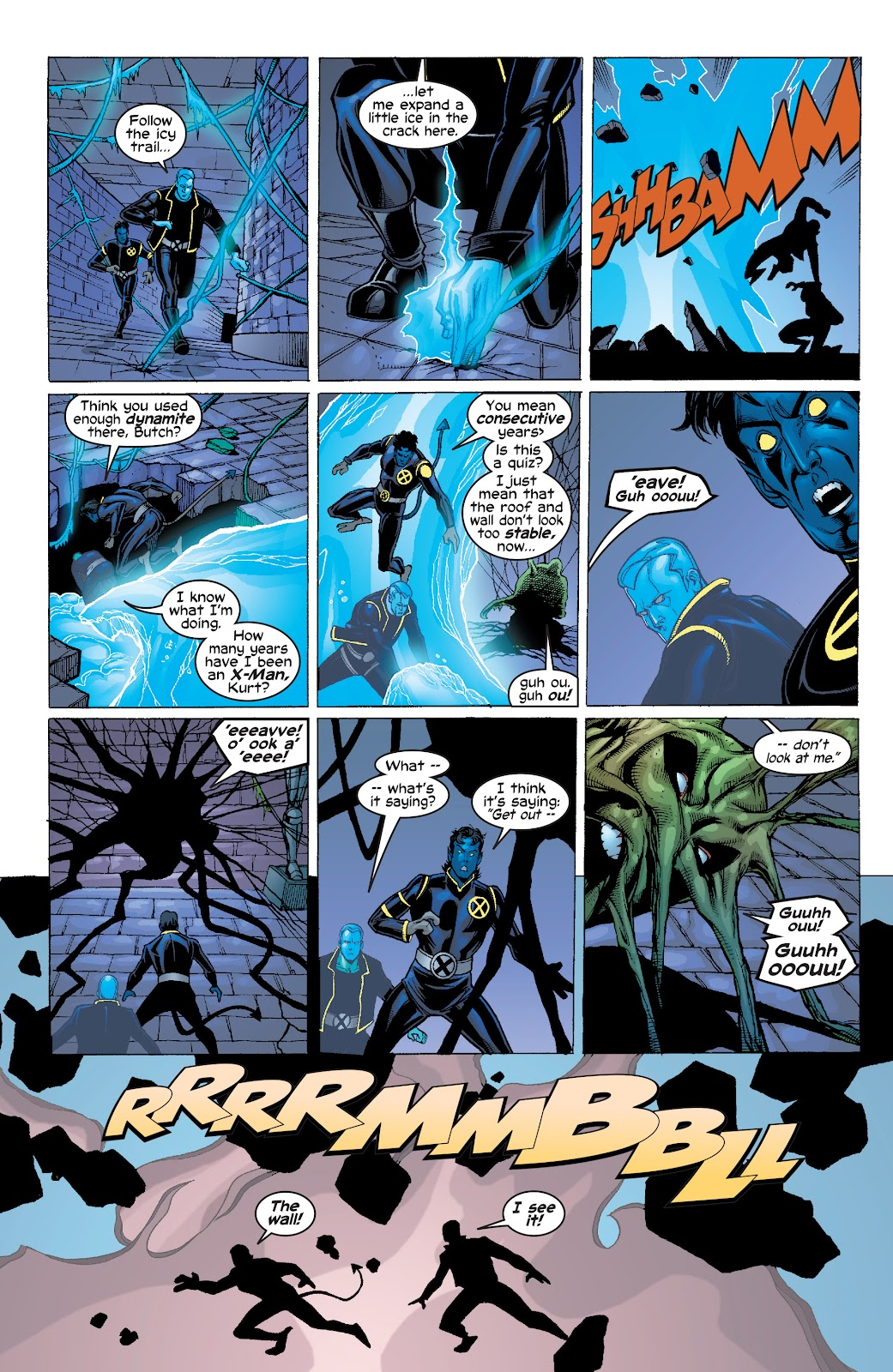 Read online X-Men: Unstoppable comic -  Issue # TPB (Part 1) - 48